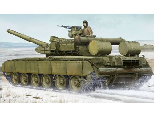 Trumpeter Russian T-80 BVD MBT 1:35 (05581)