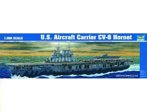 Trumpeter Flugzeugträger USS Hornet CV 8 1:350 (05601)