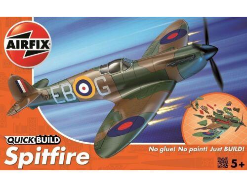 Airfix Quickbuild Spitfire repülő J6000