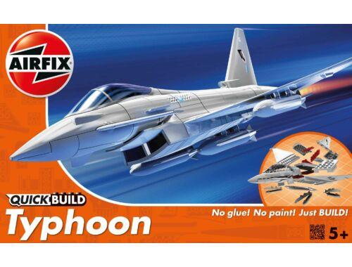 Airfix Quickbuild Typhoon repülő J6002