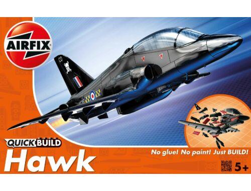 Airfix Quickbuild Hawk repülő J6003