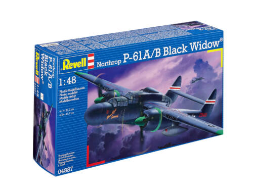 Revell Northrop P-61A/B Black Widow 1:48 (4887)