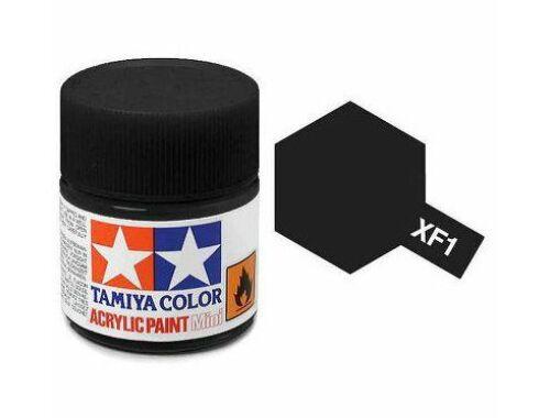 Tamiya AcrMini XF-1 Flat Black (81701)