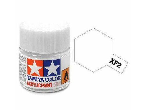 Tamiya AcrMini XF-2 Flat White (81702)