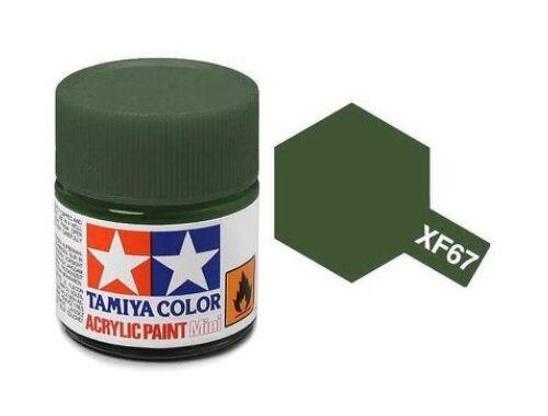Tamiya AcrMini XF-67 NATO Green (81767)