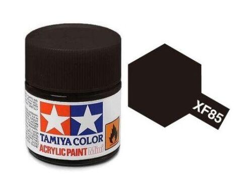 Tamiya AcrMini XF-85 Rubber Black (81785)