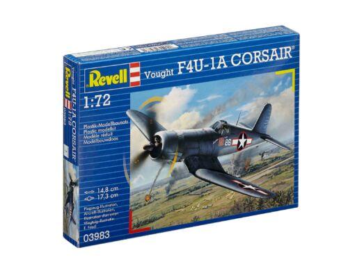 Revell Vought F4U-1D Corsair 1:72 (3983)