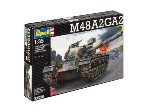 Revell M48 A2GA2 1:35 (3236)