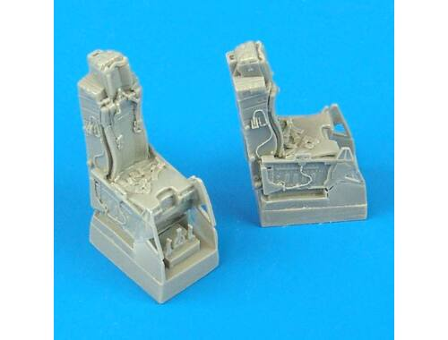 Quickboost F-16D ejection seats 1:72 (72087)