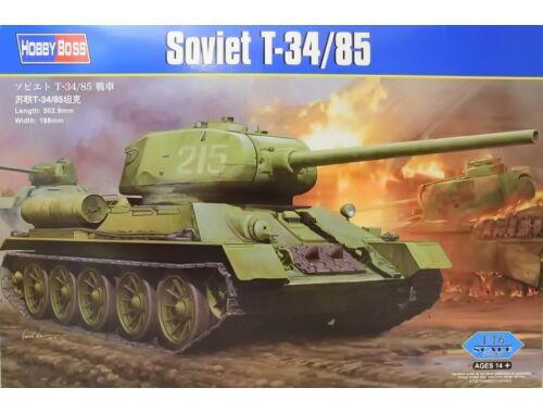 Hobby Boss WWII Soviet T34/85 1:16 (82602)