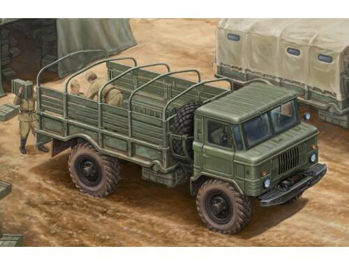Trumpeter Russian GAZ-66 Light Truck I 1:35 (01016)