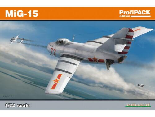 Eduard MiG-15 ProfiPACK 1:72 (7057)