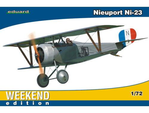 Eduard Ni 23 WEEKEND edition 1:72 (7417)