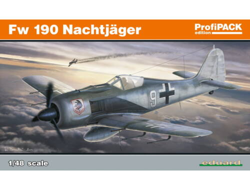 Eduard Fw 190A Nachtjäger ProfiPACK 1:48 (8177)