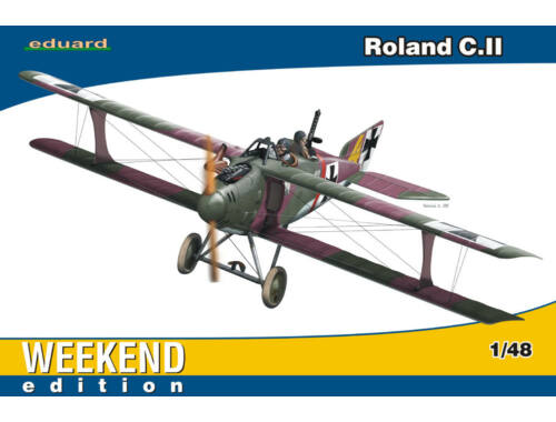 Eduard Roland C.II WEEKEND edition 1:48 (8445)
