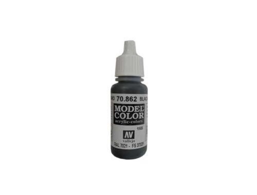 Vallejo Model Color 168 Black Grey 70.862