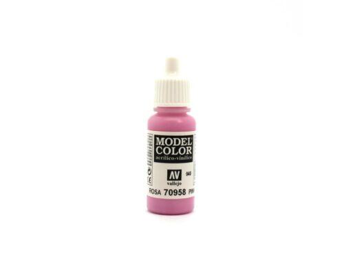 Vallejo Model Color 40 Pink 70.958