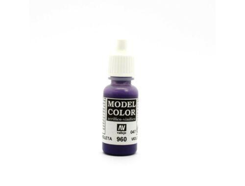 Vallejo Model Color 47 Violet 70.960