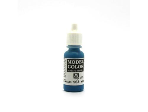 Vallejo Model Color 57 Medium Blue 70.963 (RLM24)
