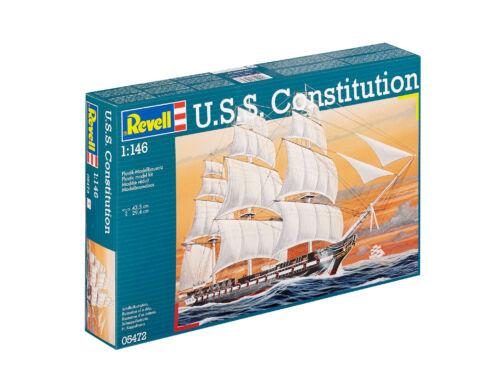 Revell 6 U.S:S. Constitution 1:46 (5472)