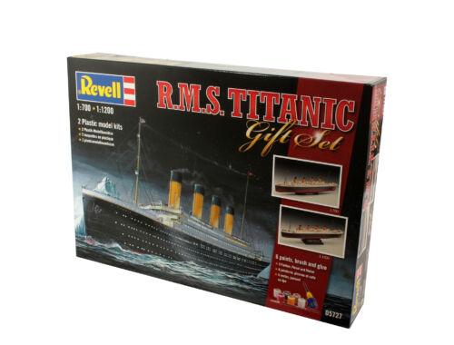 Revell Gift Set R.M.S.Titanic 1:700 és 1:1200 (5727)