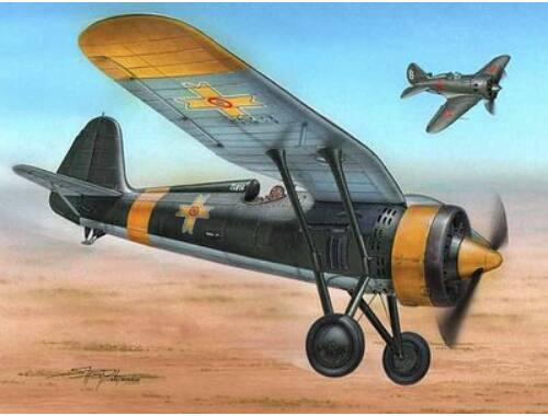 """Azur PZL P.11c """"Foreign Service"""" 1:72 (A115)"""
