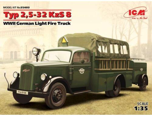 ICM Type 2.5-32 KzS 7 1:35 (35403)