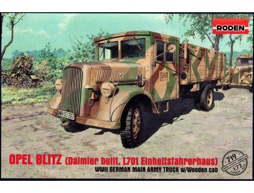 Roden Opel Blitz (Mercedes L701) 1:72 (719)