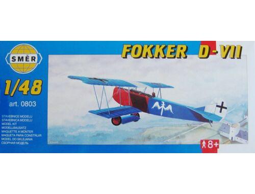 Smer Fokker D-VII (0803)