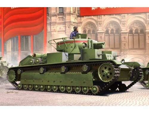 Hobby Boss Soviet T-28 Medium Tank (Early) 1:35 (83851)