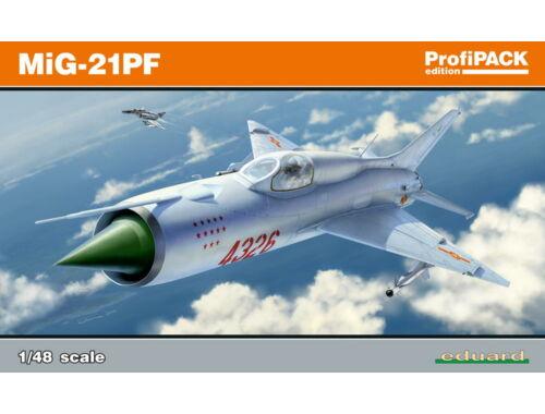 Eduard MiG-21PF ProfiPACK 1:48 (8236)