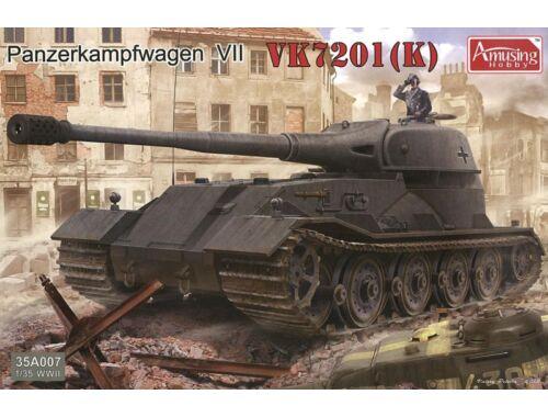 Amusing H. Panzerkampfwagen VK7201(K) 1:35 (35A007)