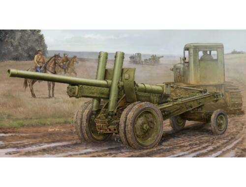 Trumpeter Soviet A-19 122mm Gun Mod.1931/1937 1:35 (02325)