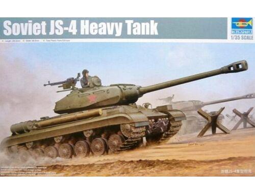 Trumpeter Soviet JS-4 Heavy Tank 1:35 (05573)