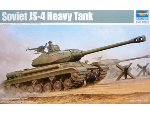 Trumpeter Soviet JS-4 Heavy Tank 1:35 (5573)