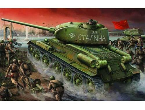 Trumpeter T-34/85 1944 Factory No.174 1:16 (904)
