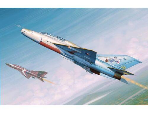 Trumpeter MiG-21UM Fighter 1:48 (02865)