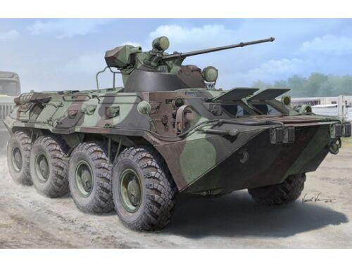 Trumpeter Russian BTR-80A APC 1:35 (01595)