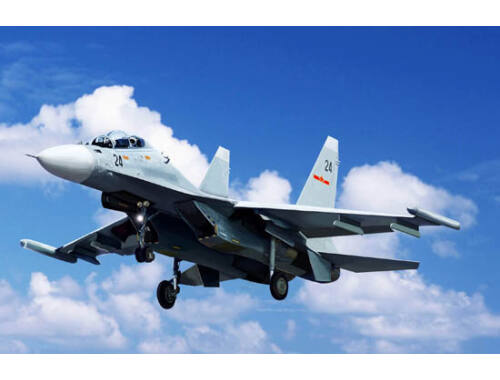 Trumpeter Russian Su-30MK Flanker G 1:144 (03917)