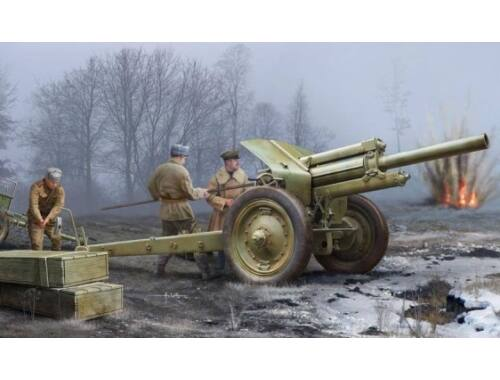 Trumpeter Soviet 122mm Howitzer 1938 M-30 Early Ve 1:35 (02343)
