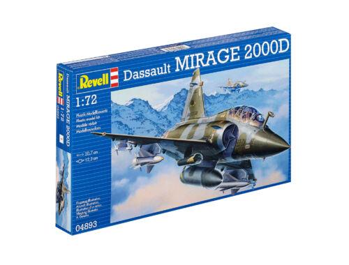 Revell Dassault Mirage 2000D 1:72 (4893)