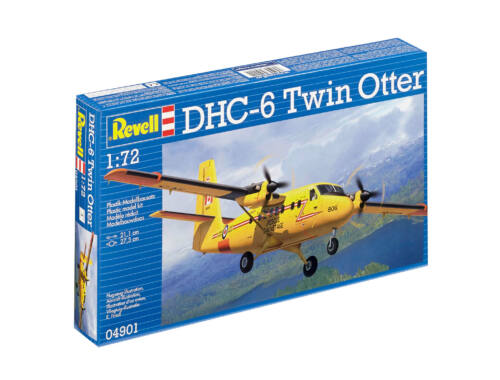 Revell DHC-6 Twin Otter 1:72 (4901)