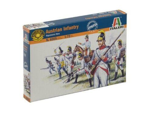 Italeri Austrian Infantry - Napoleonic Wars 1:72 (6005)