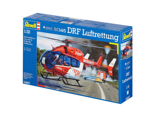Revell Eurocopter EC145 DRF 1:32 (04897)