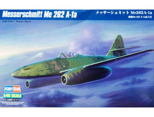 Hobby Boss Me 262 A-1a 1:48 (80369)