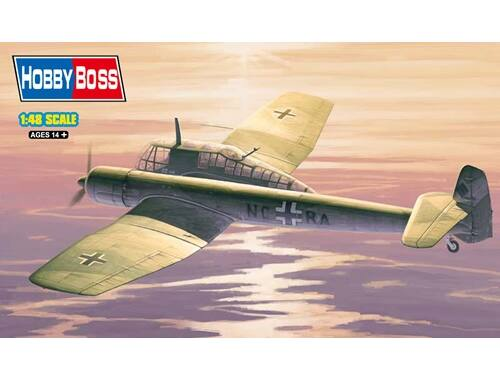 Hobby Boss German BV-141 1:48 (81728)