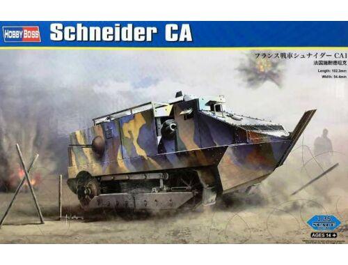 Hobby Boss Schneider CA-Early 1:35 (83861)