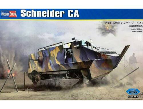 Hobby Boss Schneider CA-Early 1:35 (83861)