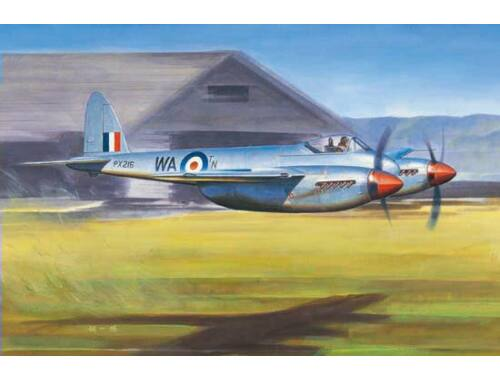 Trumpeter DE Havilland Hornet F.1 1:48 (02893)