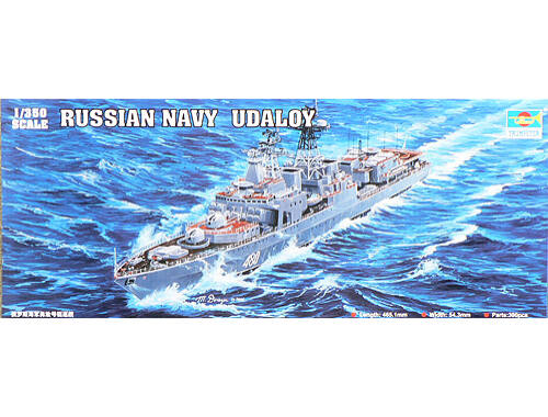 Trumpeter Russian Navy Udaloy Class Destroyer Severomorsk 1:350 (4517)
